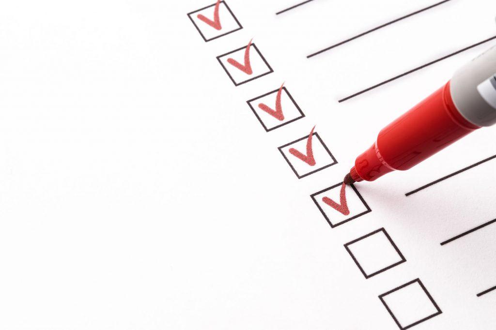 label process audits
